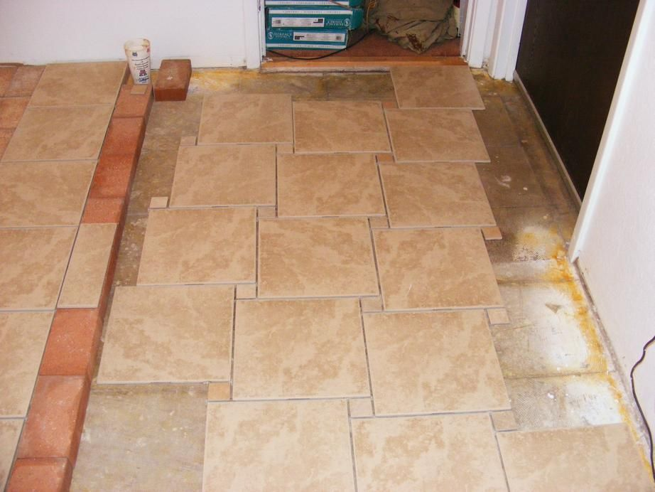 Image Detail For Pecos Sww Ceramic Tile Floor And Wall Installation