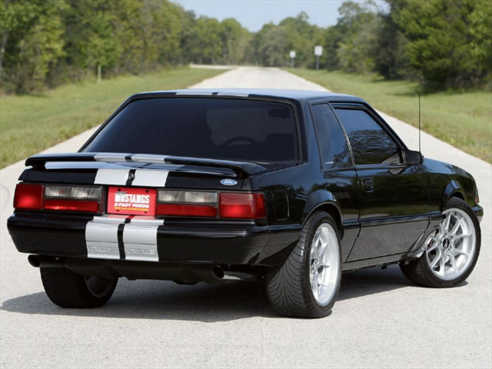 1992 Ford Mustang Mustangs Pinterest Mustang Ford Mustang And