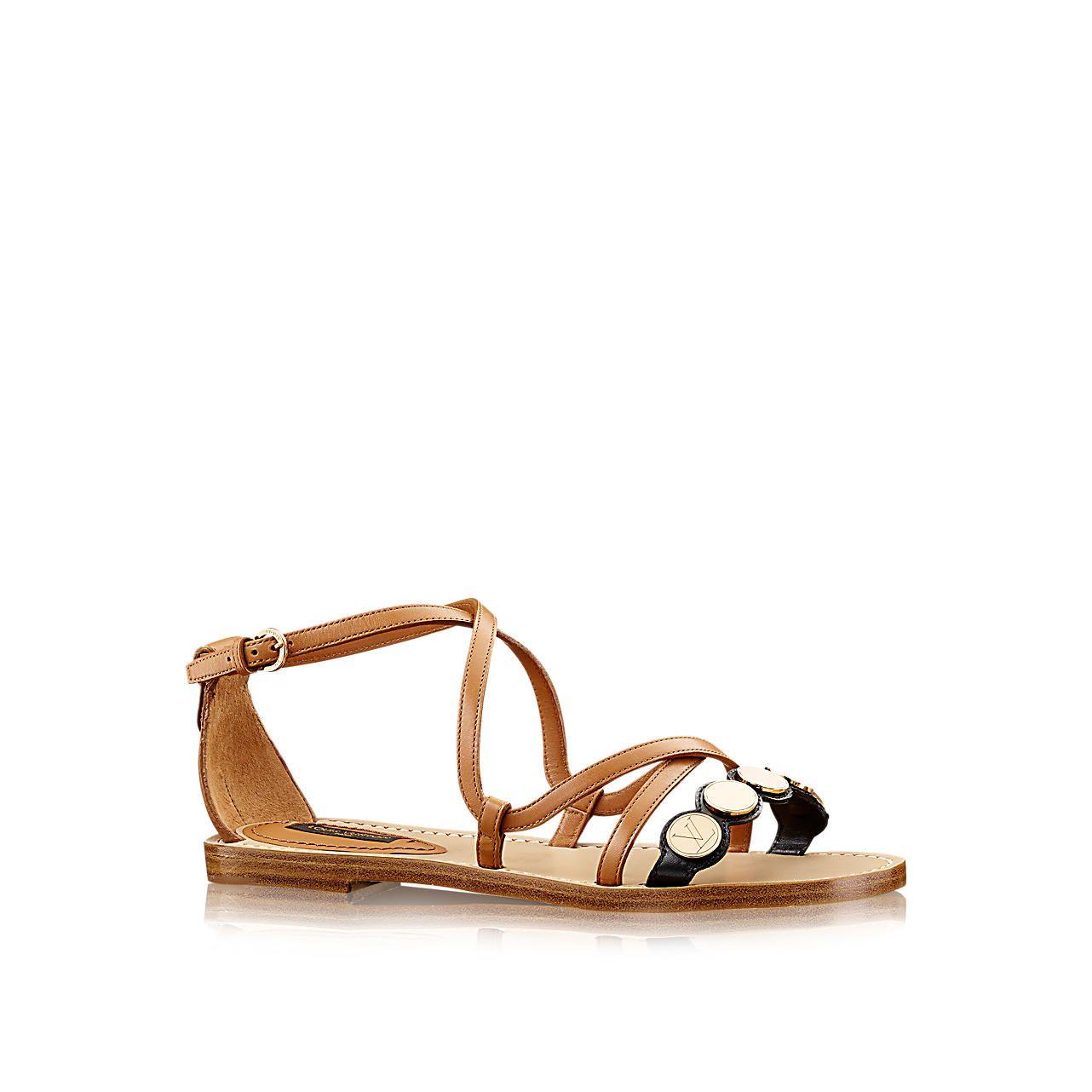 251ceddec67c6 Discover Louis Vuitton South Beach Sandal  A perfect choice for summer
