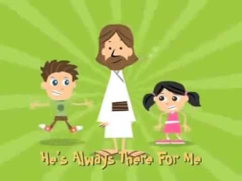 Jesus Is My Best Friend Kids Praise Worship Bible Song 360p