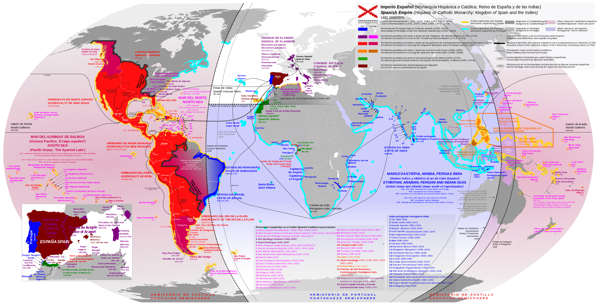integration of spanish empire 7 interesting facts about spanish empire let us know some intriguing facts about this one of the largest empire in the world, the spanish empire.