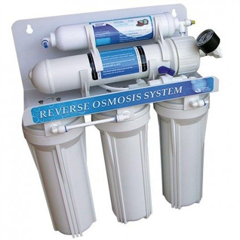 Filtro ósmosis 5 Etapas Wassertech Filtro De Agua Agua Riego