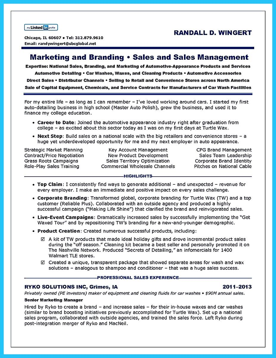 As you are confused about how to write an auto sales resume you can