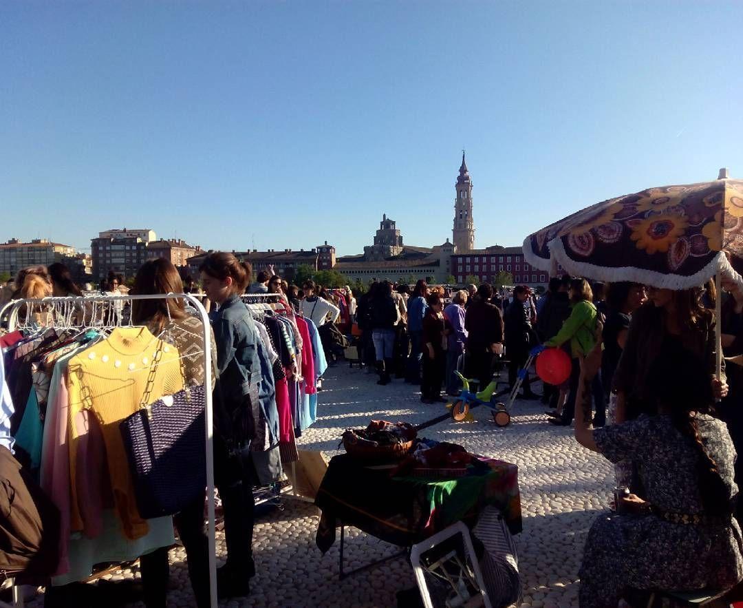 Dia Soleado Buena M Sica Gente Agradable Y Moda Y Complementos  # Muebles Lazaro Zaragoza