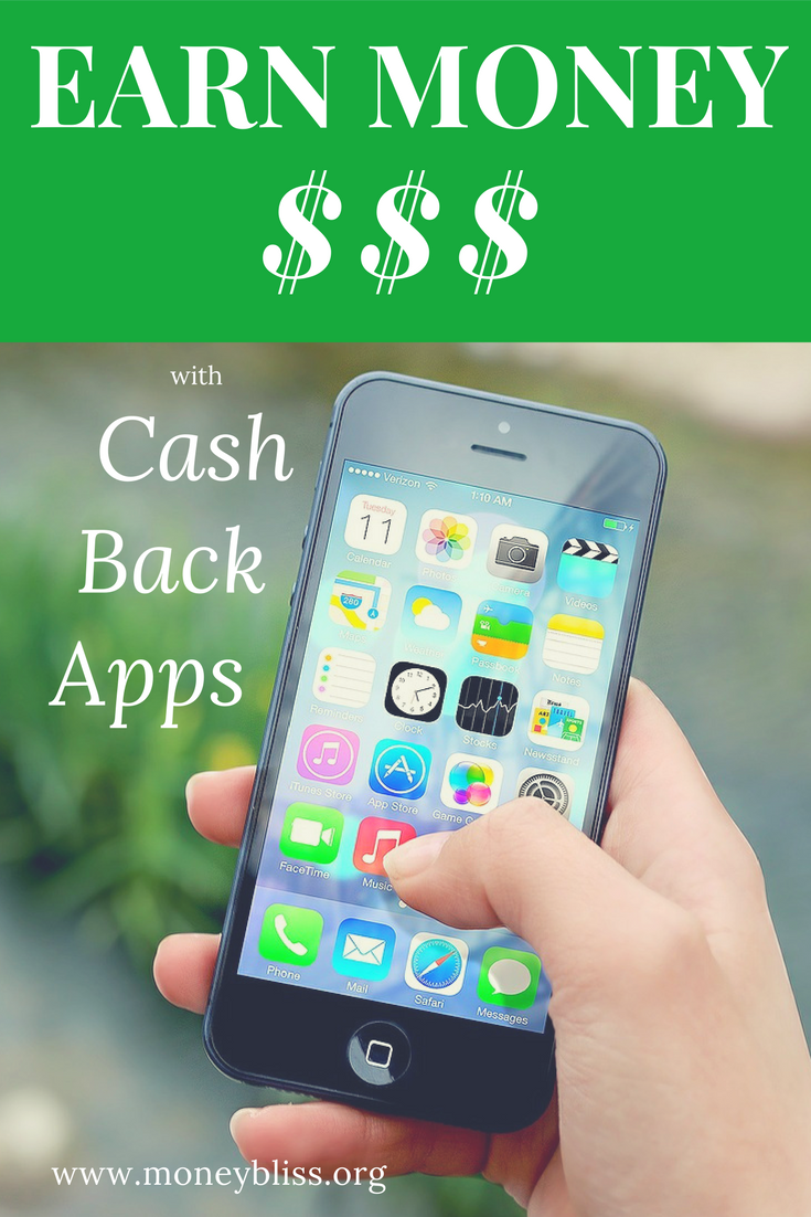 earn money with cash back apps for groceries earn money