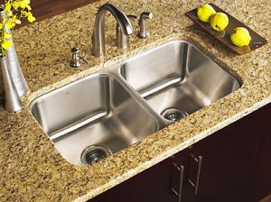 Undermount Stainless Steel Double Kitchen Sink   Google Search