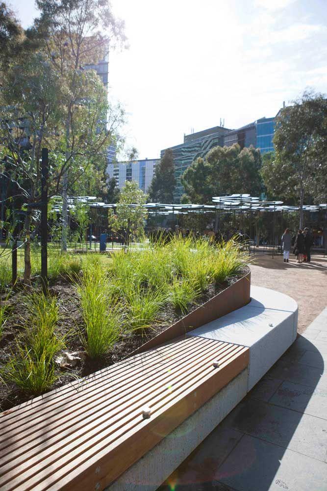 Docklands City Park Mala Studio 03 Landscape Architecture Works Landezine Landscape Architecture City Parks Landscape Modern Landscaping