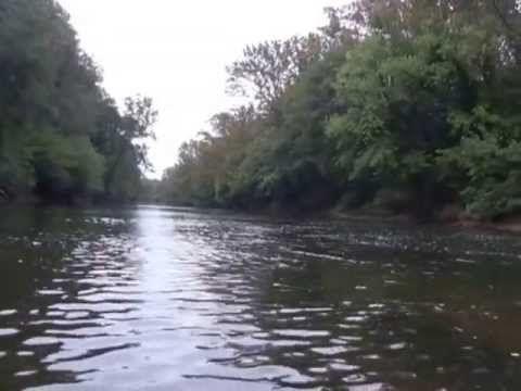 Virginia kayaking trip - overcast kind of day. http://youtu.be/xe8QJlMO0eU?list=PLd5d7oRtFPBT6zFASXgtxXu7mFXzbGpiQ