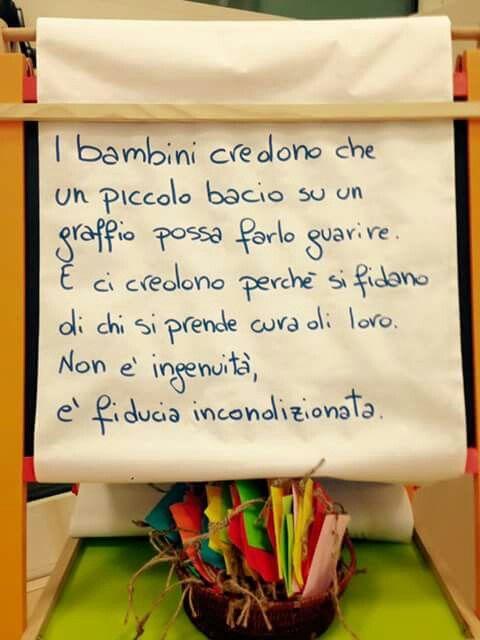 Fiducia Citazioni Sui Bambini Citazioni E Citazioni Italiane