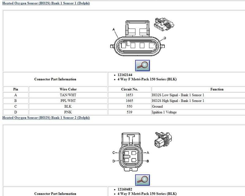 [WQZT_9871]  Pin on o2sensor | Delphi Throttle Position Sensor Wiring Schematic |  | Pinterest
