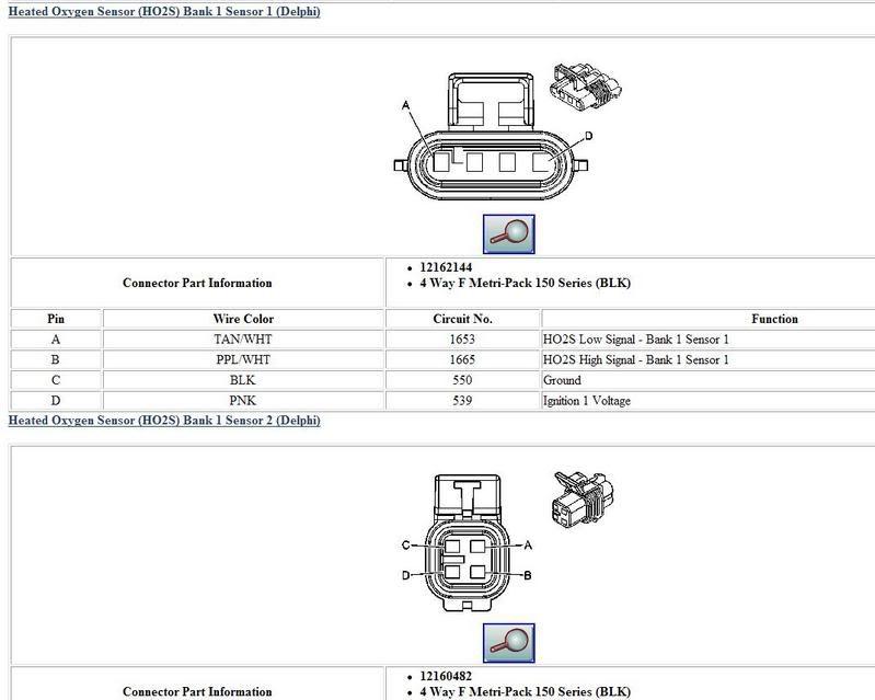 GM O2 Sensor Wiring Diagram | Help! O2 sensor! | o2sensor