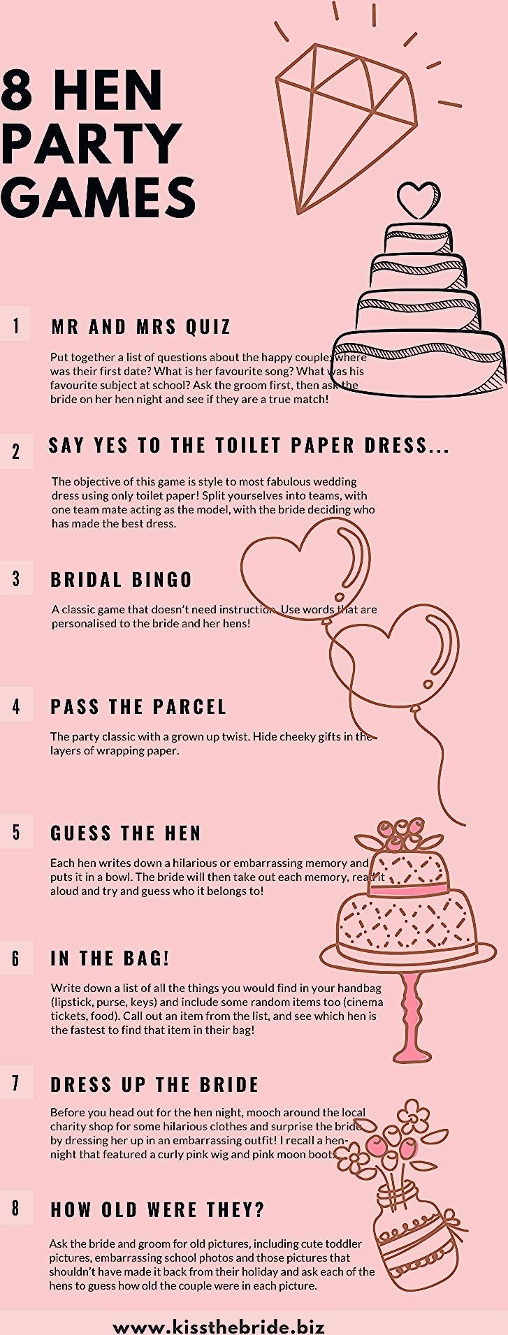 Photo of 10 Fab Hen Party Games ideas you will love ~ KISS THE BRIDE MAGAZINE