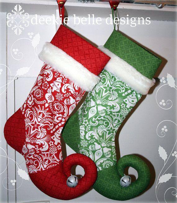Christmas stockings   Weihnachten   Pinterest   Weihnachtsstrümpfe ...