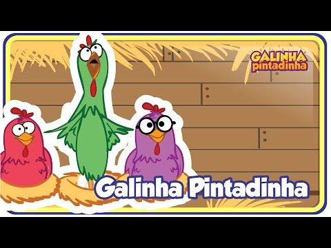 Galinha Pintadinha Videoclip Infantil Animado Youtube