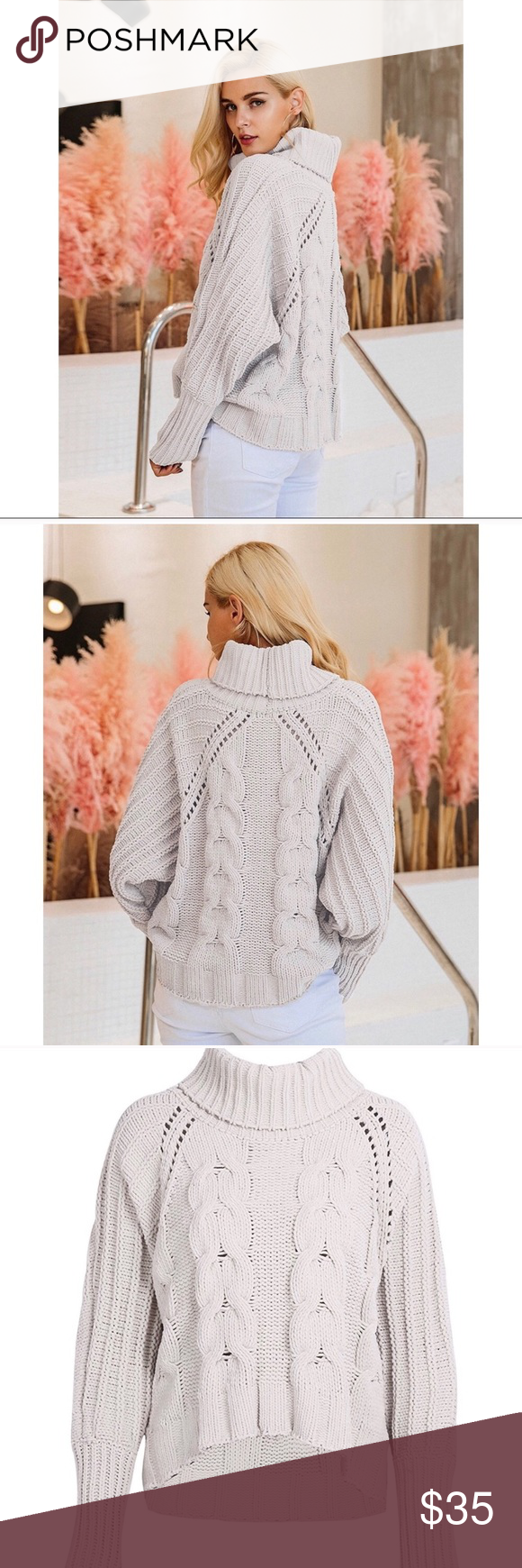 Moon And Madison Turtle Neck Sweater My Posh Picks Fashion Tips