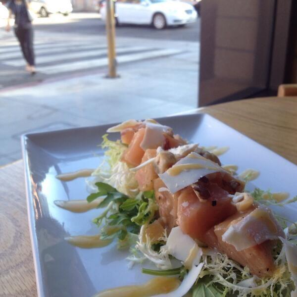 Special Side: Roasted Beet Salad   Tender Greens Santa Monica #TGSM