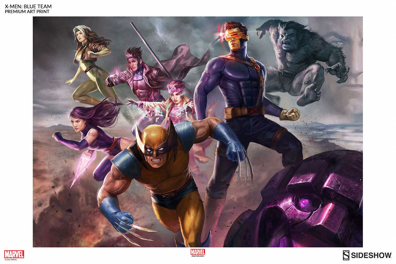 We Ve Got The Ultimate X Men Art Prints For Fans Of The 90s X Men X Men Marvel X Marvel Superheroes
