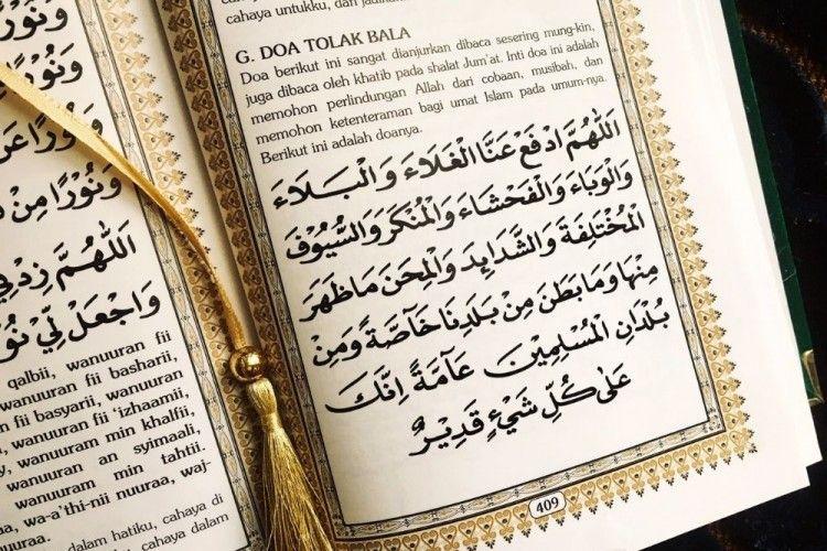 Hadapi Musibah Amalkan Doa Tolak Bala Beserta Artinya Doa Allah