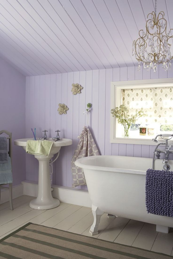 Znalezione obrazy dla zapytania chic shabby french bathroom ...