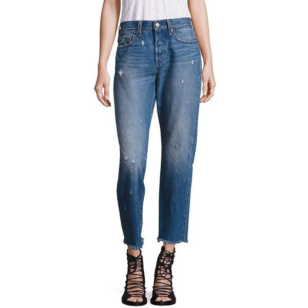 Levi's Wedgie High-Rise Icon Cropped Boy Fit Jeans