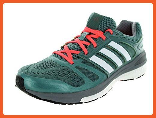 de5dc9a1d8e59 Adidas Women s Supernova Sequence 7 Green White Grey Running Shoe 9.5 Women  US - Athletic shoes for women ( Amazon Partner-Link)