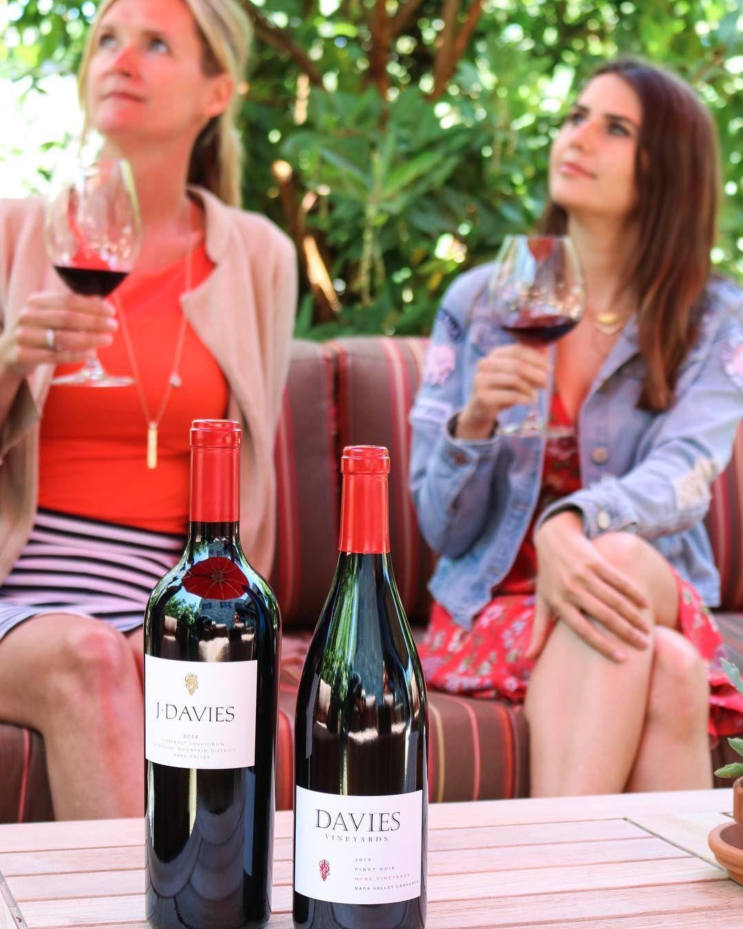 Davies Vineyards St Helena Ca What Rhymes Wine Recipes Wine Country