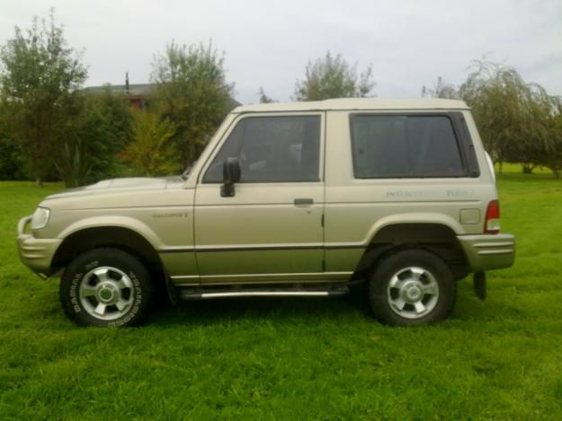 Hyundai Galloper II 25 Turbo