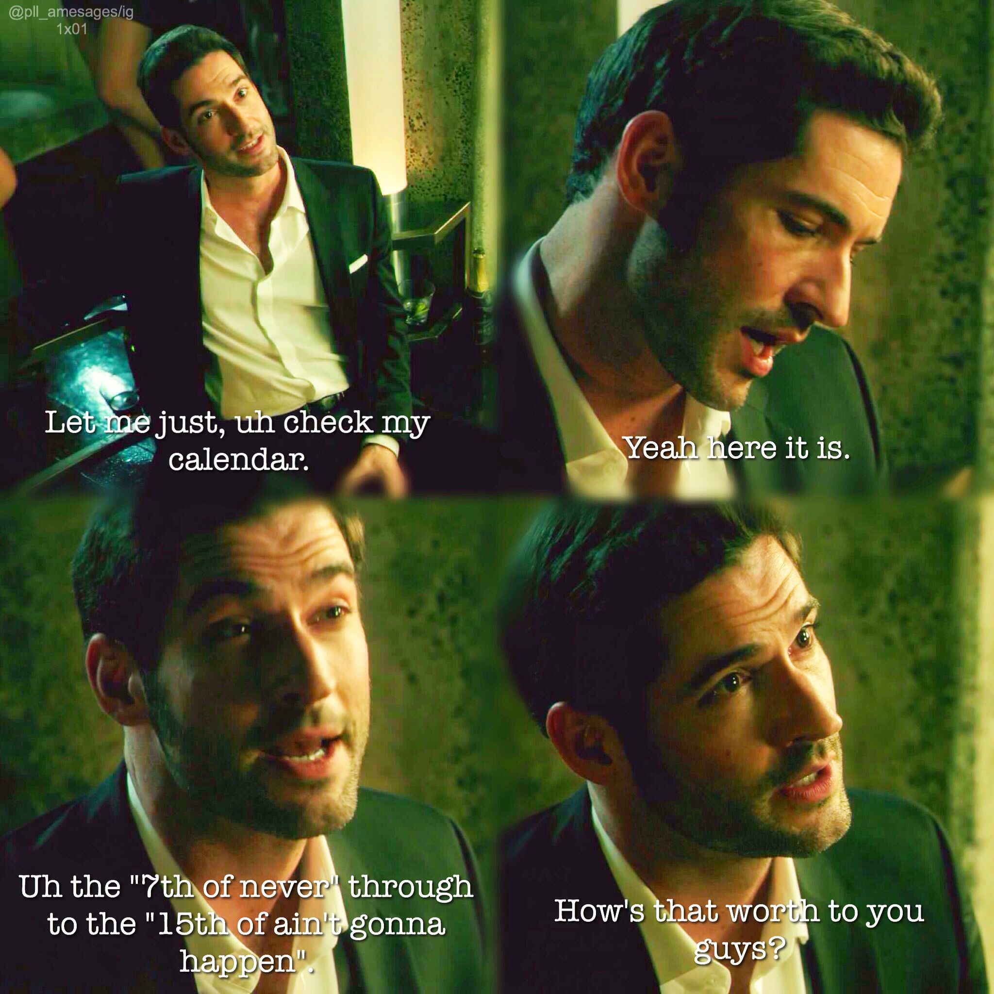 Lucifer Quotes