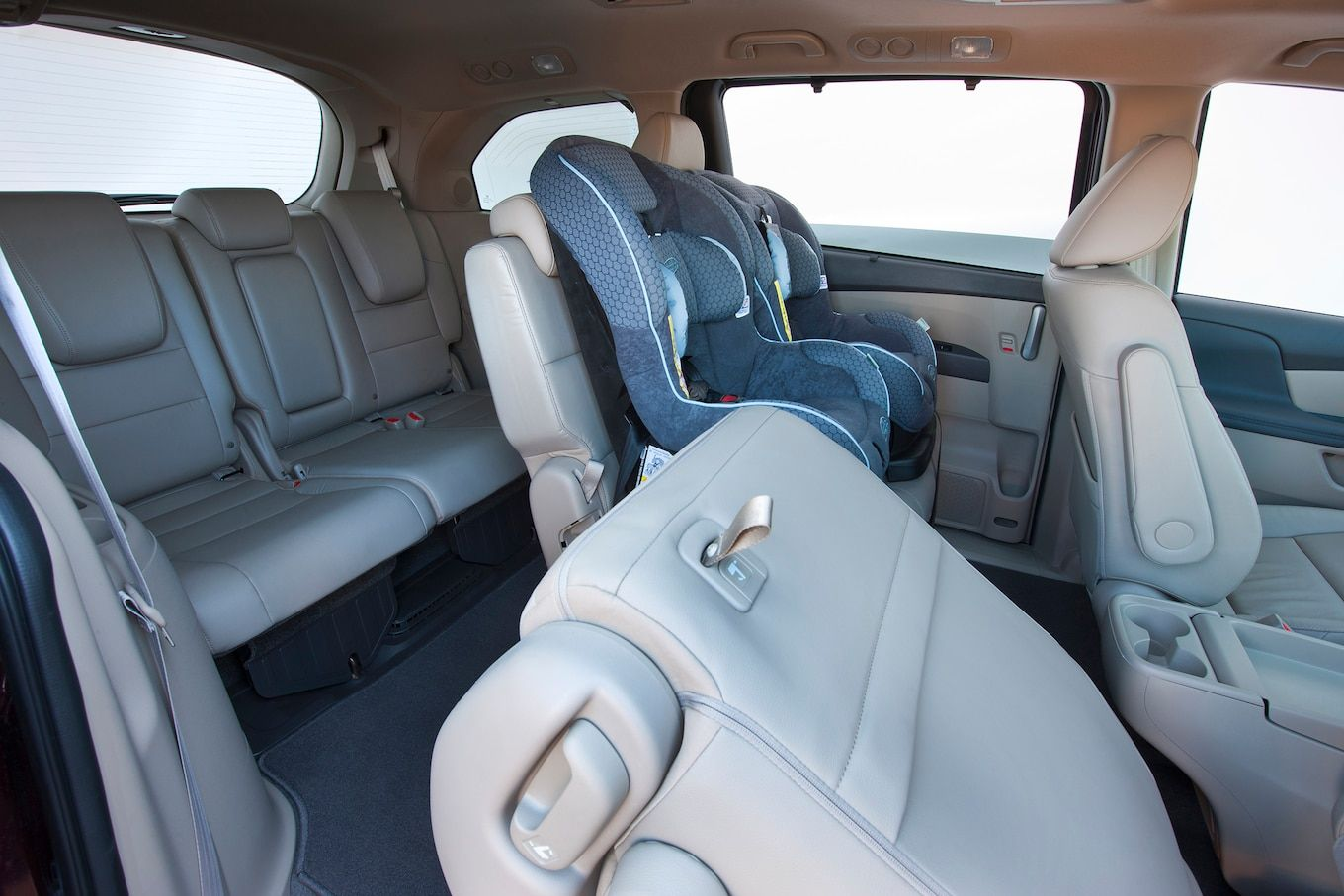 2015 Honda Odyssey Reviews And Rating Motor Trend With Images