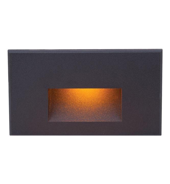 Wac Lighting Wl Led100 C Bk Black 120 Volt Horizontal
