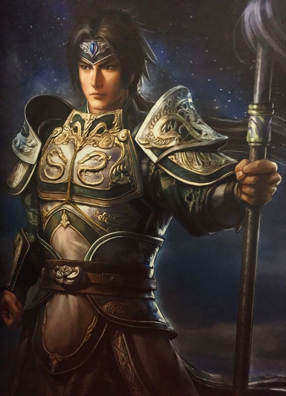 Zhao Yun in 2020   Dynasty warriors, Warrior concept art ...
