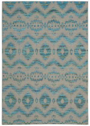 nourison spectrum turquoise grey woven area rug | home decorating