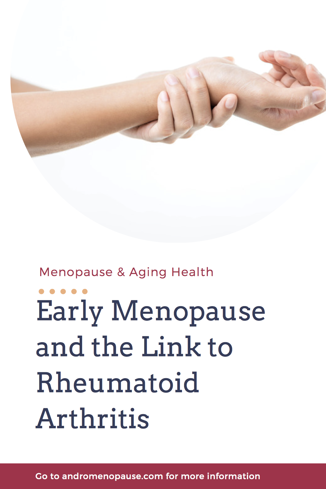 Rheumatoid Arthritis and Menopause: What You Need to Know