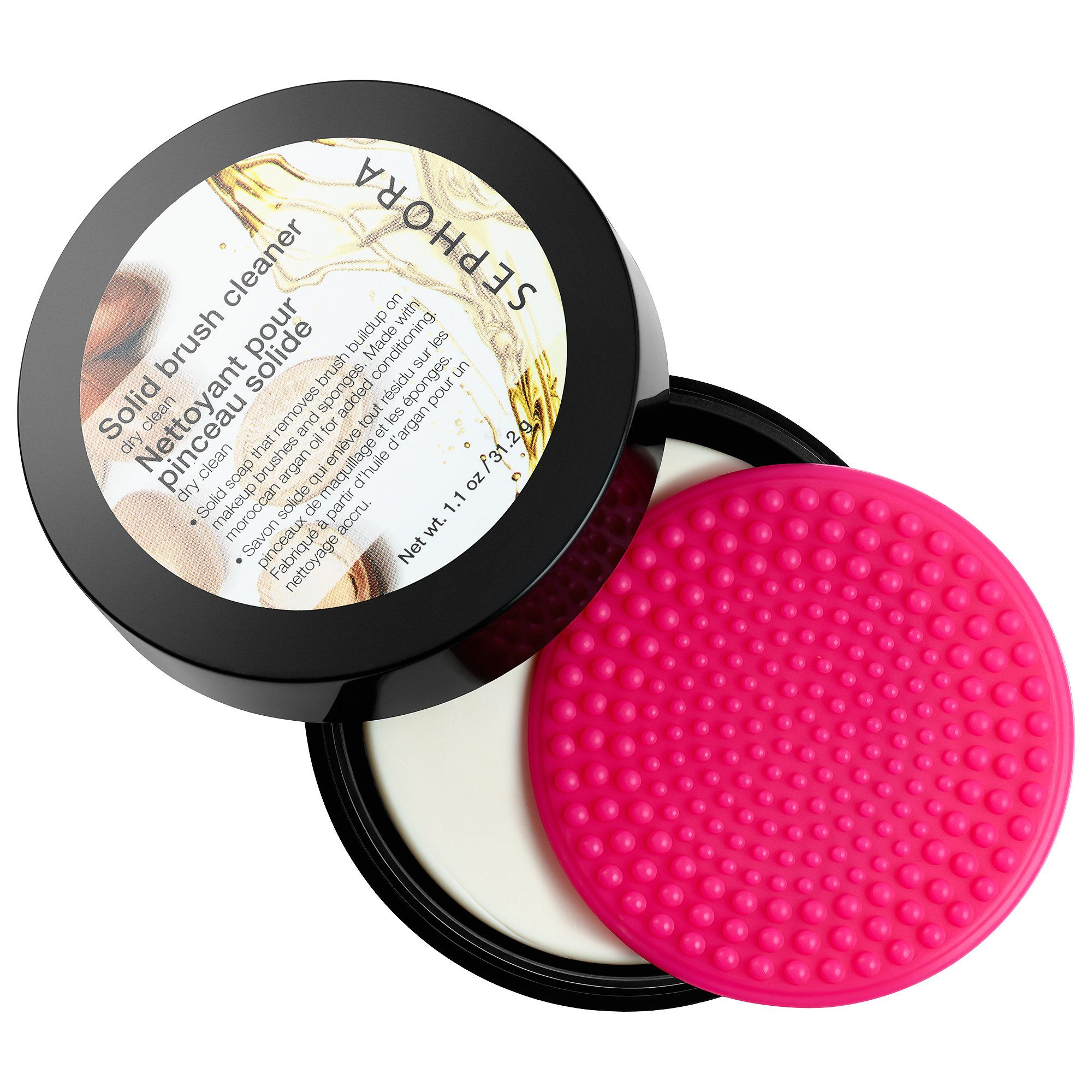 Solid Clean Solid Brush Cleaner SEPHORA COLLECTION