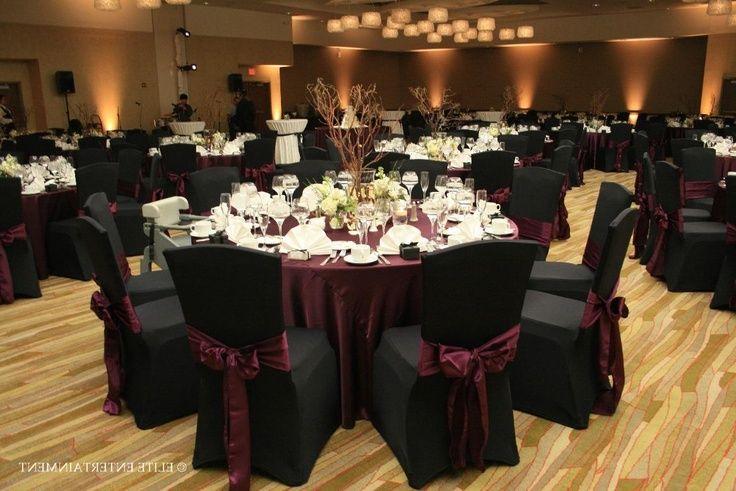 Wine Black Steampunk Wedding Reception Wine Wedding Reception