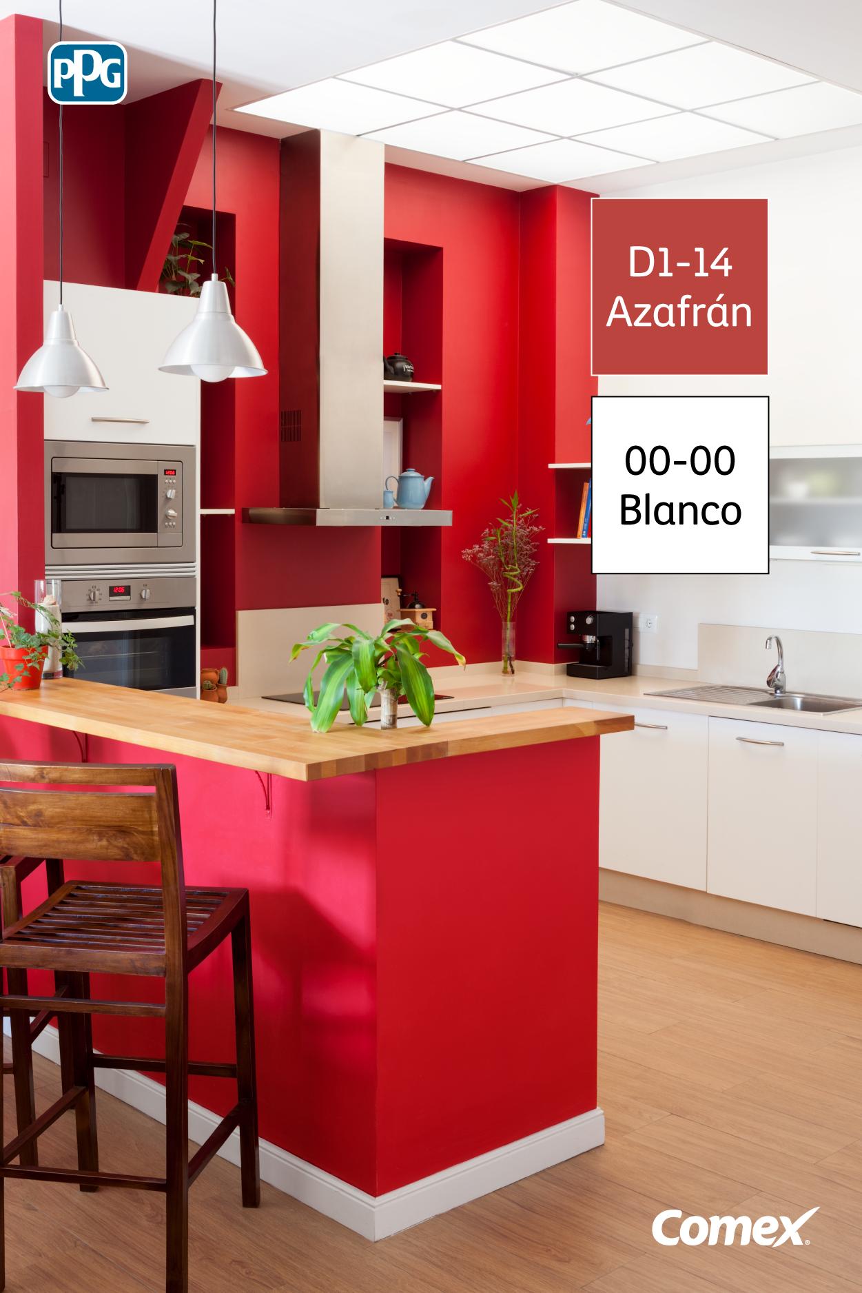 La cocina es una zona común generalmente muy habitada por los ...