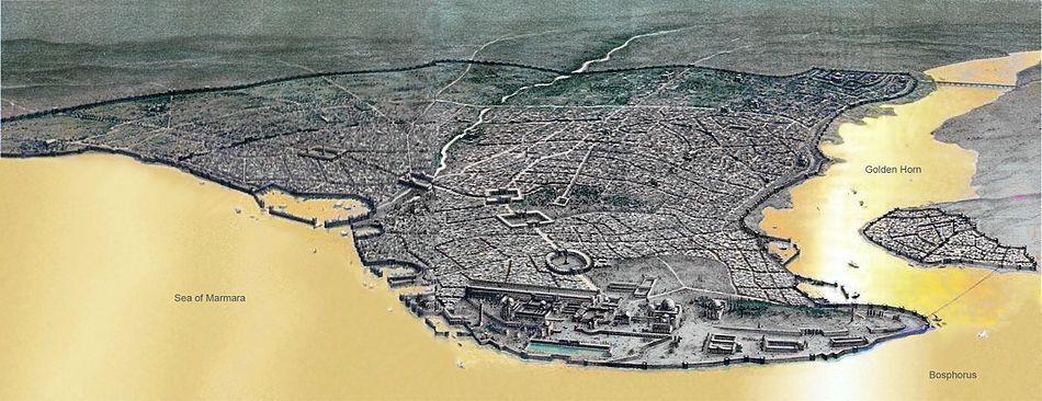 Image result for konstantinopol