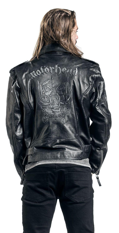 Motörhead EMP Signature Collection leather jacket