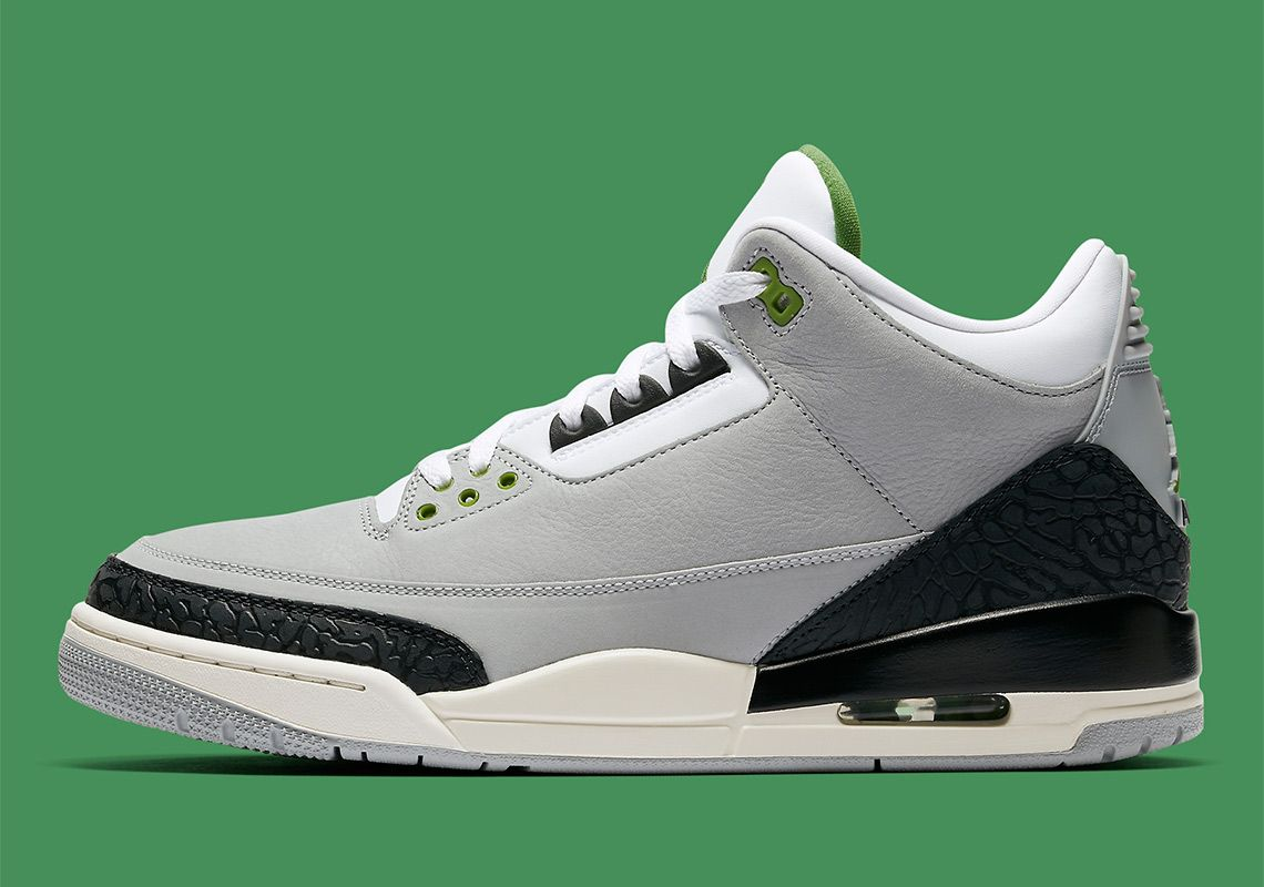 brand new 9337d 407f3 Air Jordan 3 Chlorophyll Is Inspired By The Nike Air Trainer 1 Jordan Nike,  Shoe