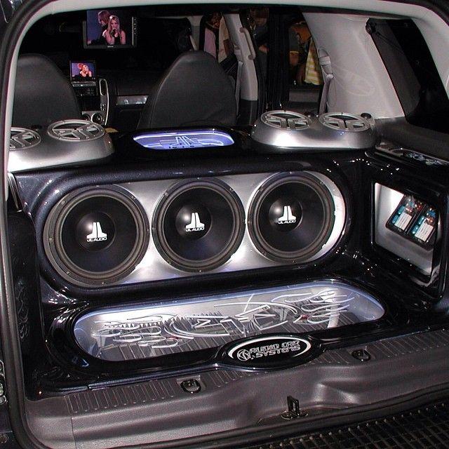 Rockford Fosgate Audio Car Audio Installs Audio Car