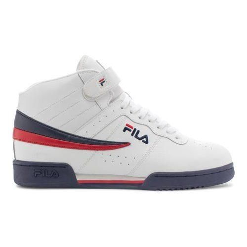 on sale f8d6b 137b4 Mens Fila F13 Fila NavyFila Red ...