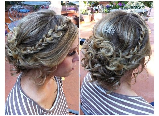 Updo Hair Styles For Prom: Hair And Make-up By Steph