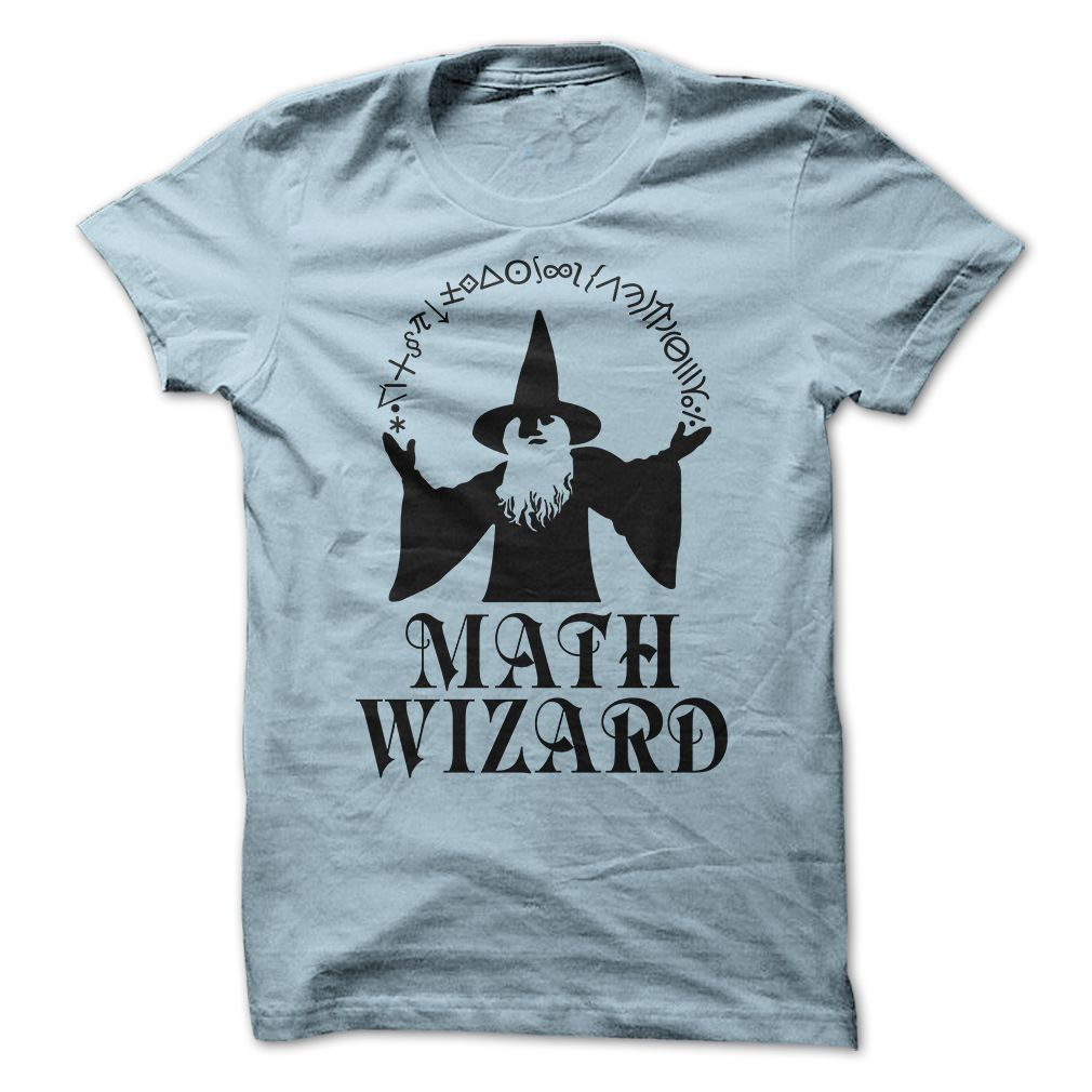 Math Wizard | Nerd Shirts | Pinterest | Cats, Dads and Hoodies