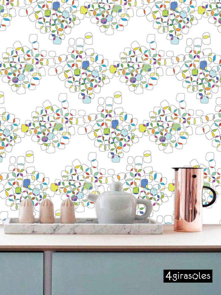 Flora Xxiv Wallpaper Papel Pintado Wallpaper Papelpintado