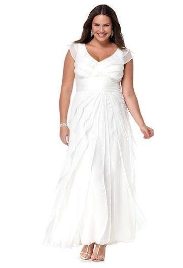 Macysplussizewhite3 Loveth Pinterest White Summer Dresses