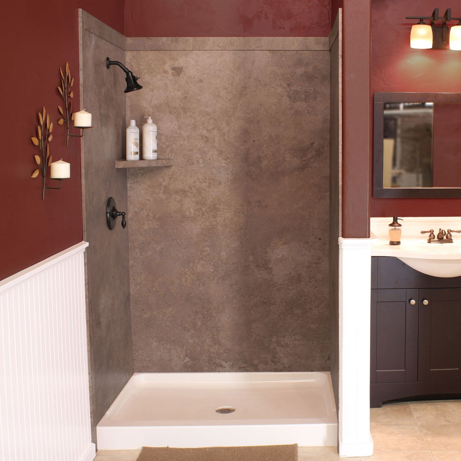 Surround Yourself With The Luxurious Look Of Natural Stone This