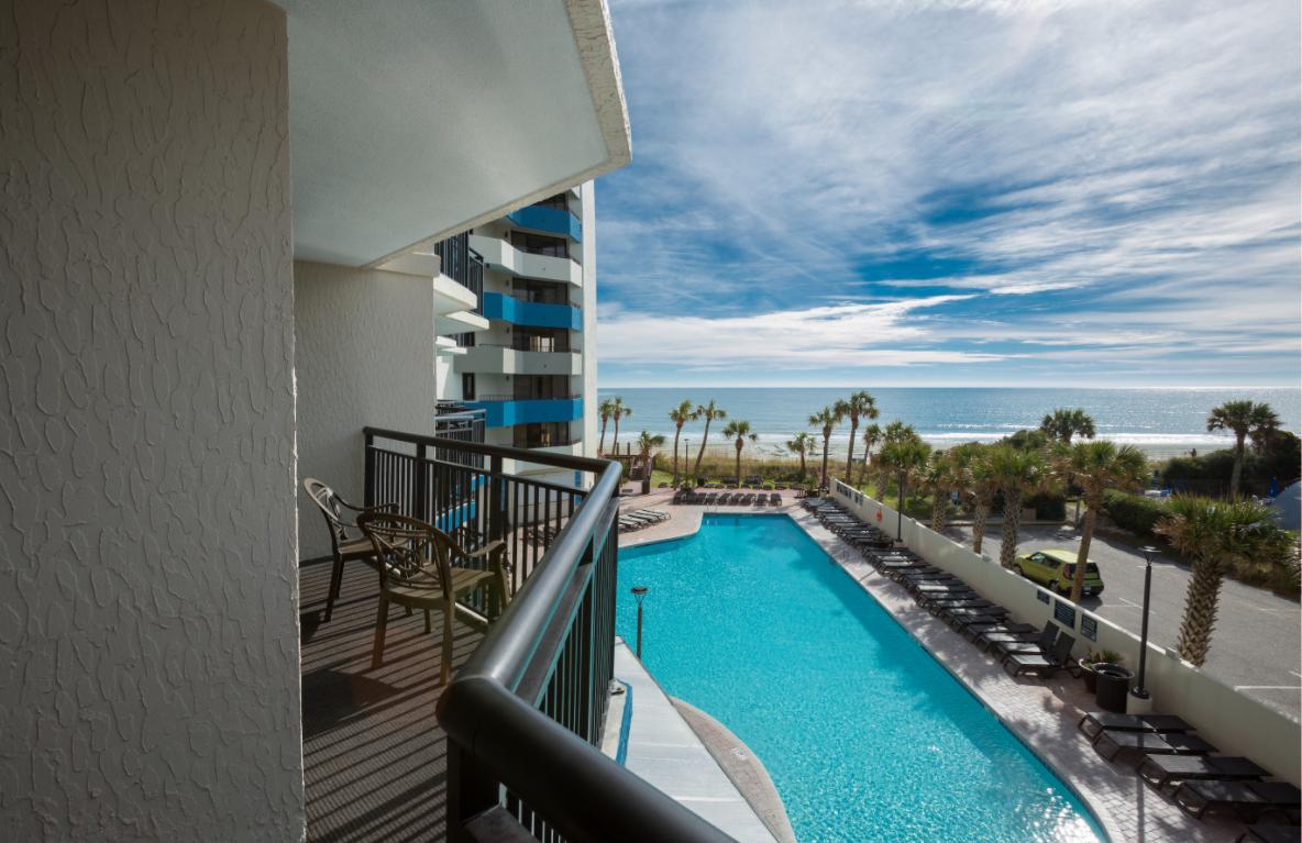 Ocean Reef Resort South Tower 3 Bedroom Angle Oceanfront Condo In 2020 Oceanfront Condo Myrtle Beach Resorts Oceanfront