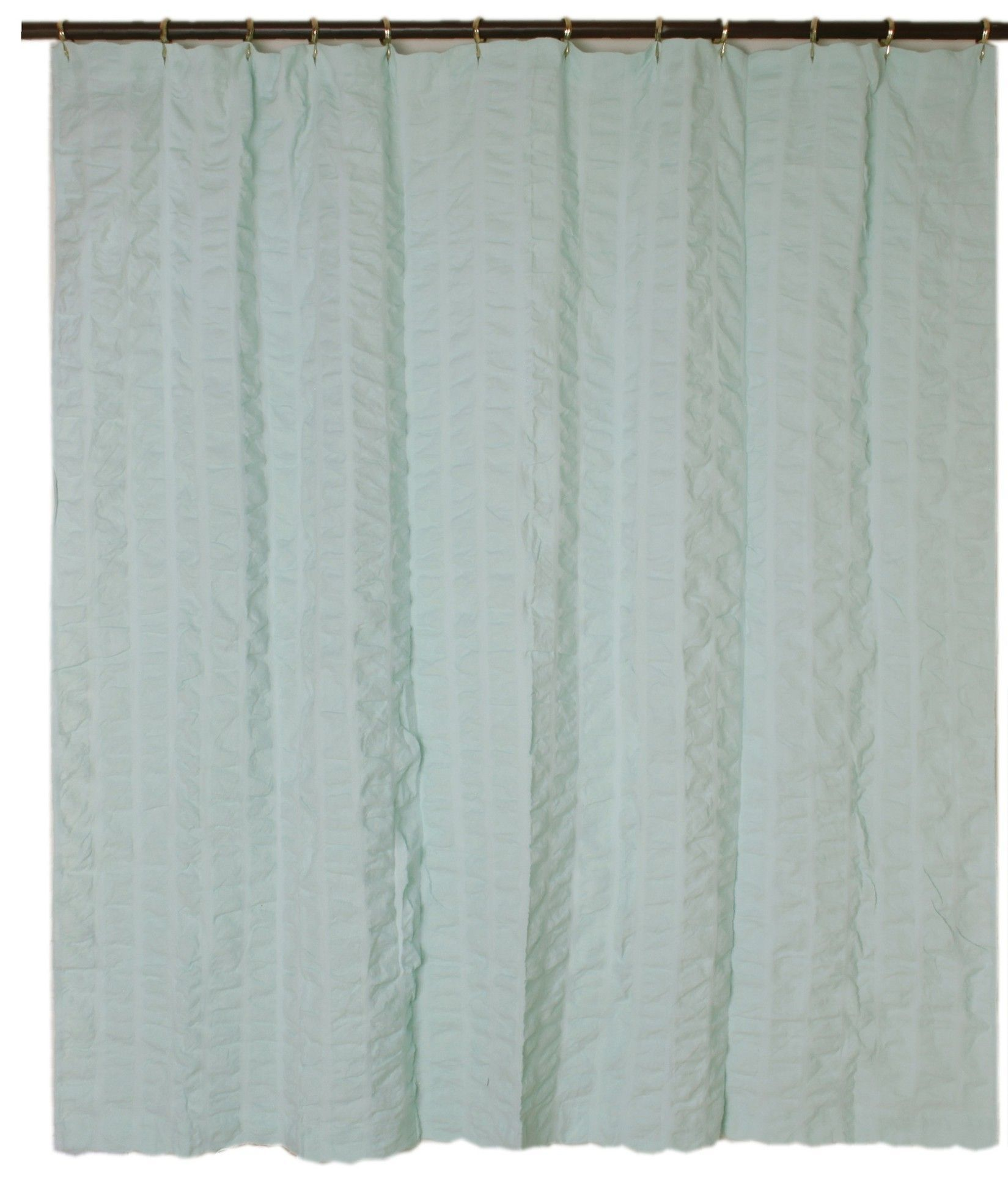 Cotton Waterfalls Shower Curtain Blue Shower Curtains Waterfall