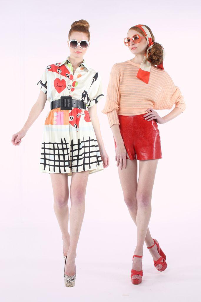Alice+Olivia S/S 2012