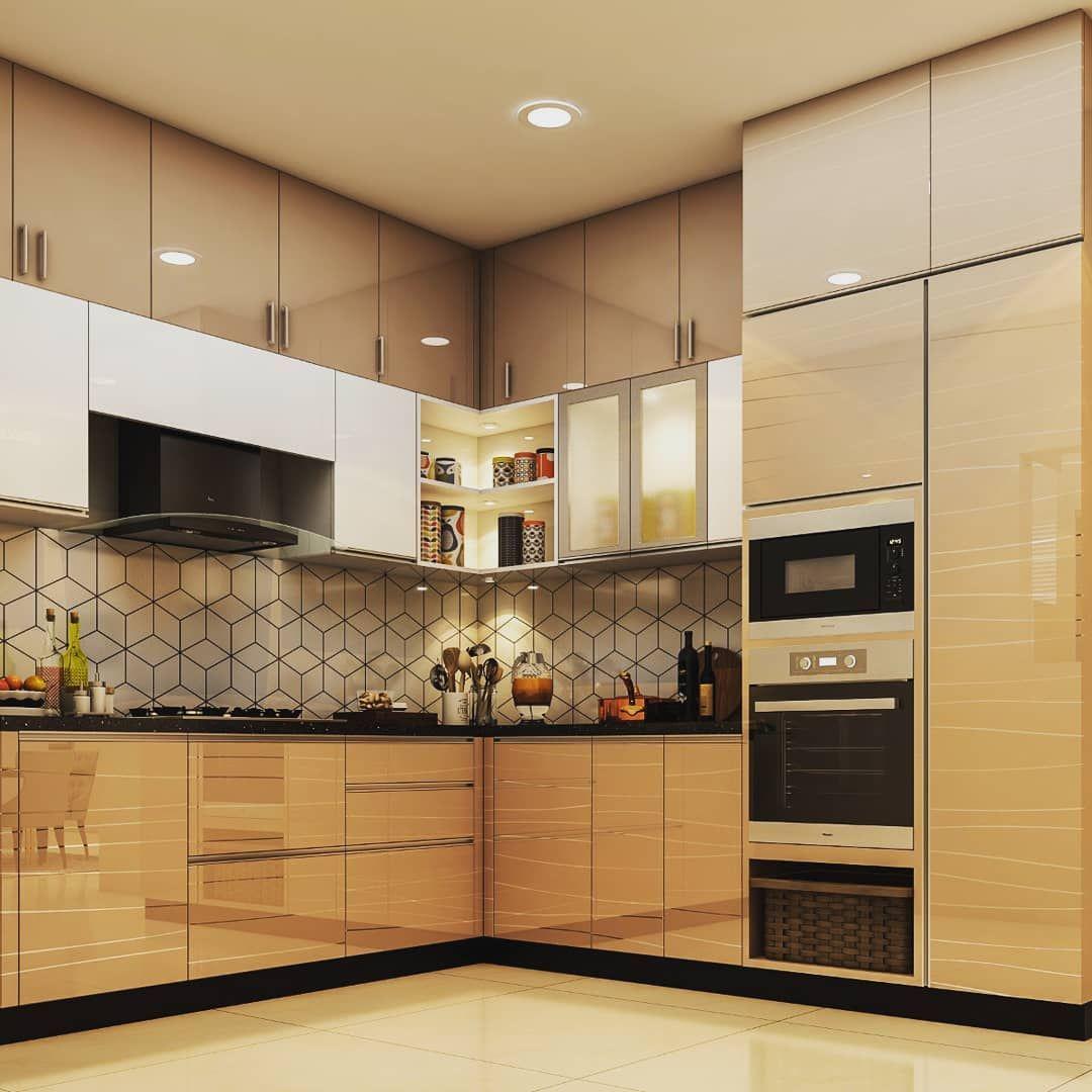 Interior Design Bangalore #kitchendesign #kitchen